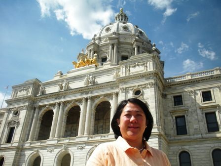 Sen Mee Moua Says Goodbye